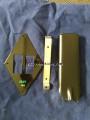 Kit de porta matricula y farol trasero MZ DDR NOS